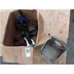 Box of Heavy Metal Parts