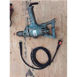 Heavy Drill - Needs Rewiring (Has Extra Cord)