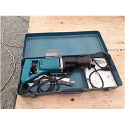 Makita Sawzall With Case and Blades