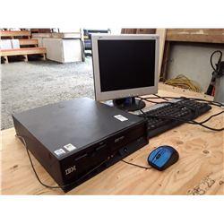 IBM Thinkcentre Computer (Complete Setup)
