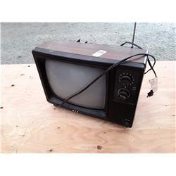 """Vintage MTC 12"""" TV"""
