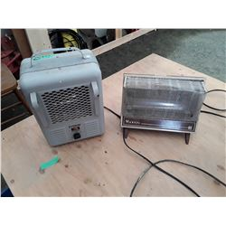 2 Heaters (not tested)