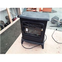 Electric Fire Place (not Tested)