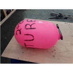 Large Pink Float