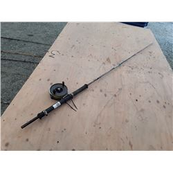 Rishing Rod W/Daiwa Reel