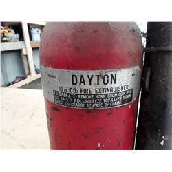 Vintaage Dayton CO2 Fire Extinguisher 10lbs