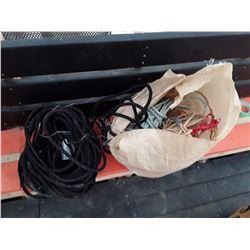 Bag of Fishing Rope