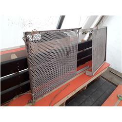 Misc Metal Crates
