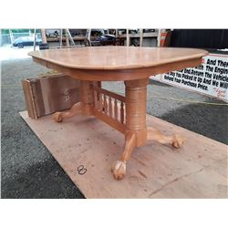 Table W/2 Leaves