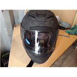 """Icon Airmada"" Motorcycle helmet DOT Approved"