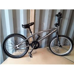BMX Bike Silver