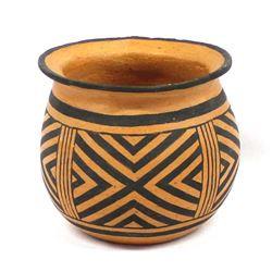 Hopi Pottery Jar by Daniel Quimayousie