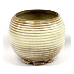 Vintage Frankoma Desert Gold Pottery Bowl