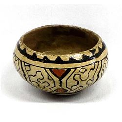 Small Amazon Peruvian Shipibo Pottery Bowl