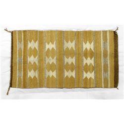 Navajo Natural Dye Textile Rug