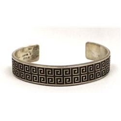 Kabana Sterling Silver Cuff Bracelet
