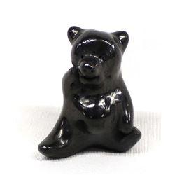 Santa Clara Pottery Bear by Dorothy Gutierrez
