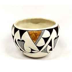 1970s Acoma Polychrome Pottery