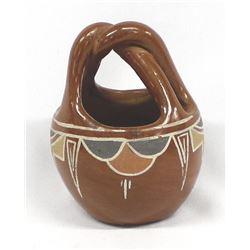 Historic Santa Clara Pottery by Ursalita Naranjo