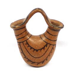 Historic Maricopa Pottery Wedding Vase