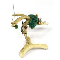 Native American Antler Kachina