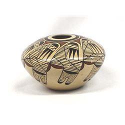 Hopi Pottery Jar by Melda Nampeyo