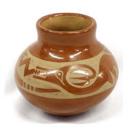 San Ildefonso Pottery Jar by Helen Gutierrez