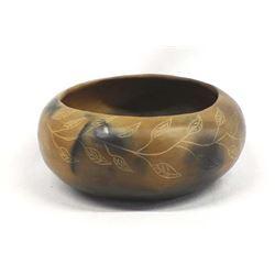 Catawba Pottery Bowl by Cheryl Harris Sanders