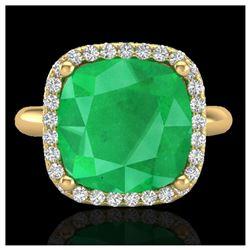 1.29 ctw H-SI/I Diamond Necklace 10K White Gold