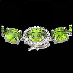 3.75 ctw Garnet & VS/SI Diamond Earrings Halo 18K Yellow Gold