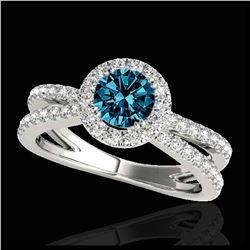 148 ctw Morganite & VS/SI Diamond Necklace 14K Rose Gold