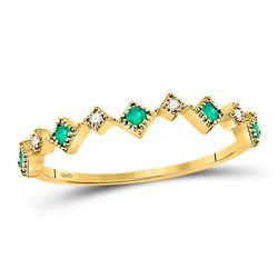 10kt White Gold Black Color Enhanced Diamond Teardrop Dangle Earrings 1/3 Cttw