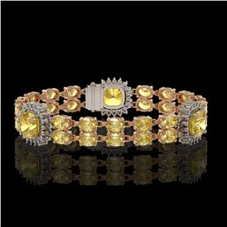 2.50 ctw VS/SI Diamond Eternity Ring 18K Yellow Gold