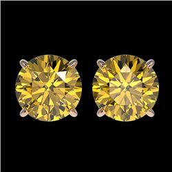 41.6 ctw Aquamarine & Diamond Halo Necklace 10K White Gold