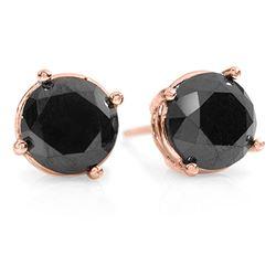 0.99 ctw Tanzanite & Diamond Ring 14K Rose Gold