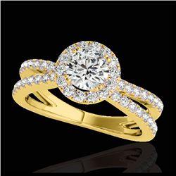21.12 ctw Emerald Diamond Necklace 18K Rose Gold