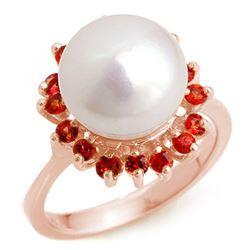 0.50 ctw VS/SI Cushion Diamond Necklace 14K White Gold