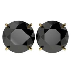 1.35 ctw VS/SI Diamond Solitaire Ring 14K White Gold