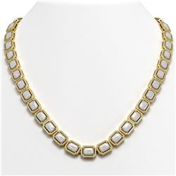 6.18 ctw Canary & Diamond Earrings 18K Yellow Gold