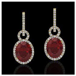 1.41 ctw Princess VS/SI Diamond Ring 18K Rose Gold