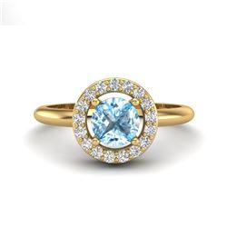 12 ctw Citrine & VS/SI Diamond Eternity Bracelet 10K White Gold