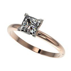 2.50 ctw Green Tourmaline & Diamond Ring 14K Yellow Gold