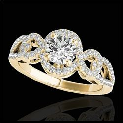 19.85 ctw Ruby & Diamond Bracelet 14K White Gold