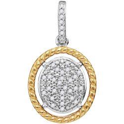 10kt White Gold Mens Princess Diamond Symmetrical Square Cluster Ring 1-7/8 Cttw