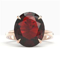 2.55 ctw Ruby & Diamond Necklace 14K White Gold