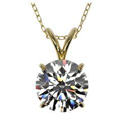 24.65 ctw Aquamarine & Diamond Halo Necklace 10K White Gold