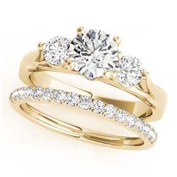 12.36 ctw Ruby & VS/SI Diamond Tennis Earrings 10K White Gold