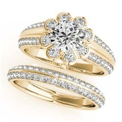 40 ctw Black VS Diamond Necklace 18K Rose Gold
