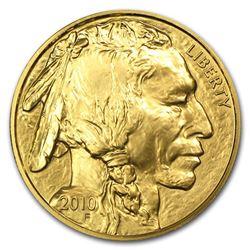 2010 1 oz Gold Buffalo BU