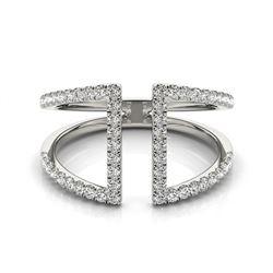 2.75 ctw Amethyst & VS/SI Diamond Halo Ring 14K Rose Gold